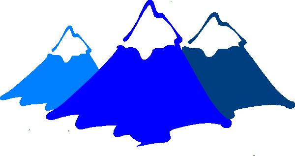 Mountain clipart #6
