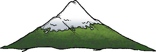 Mountain clipart #13