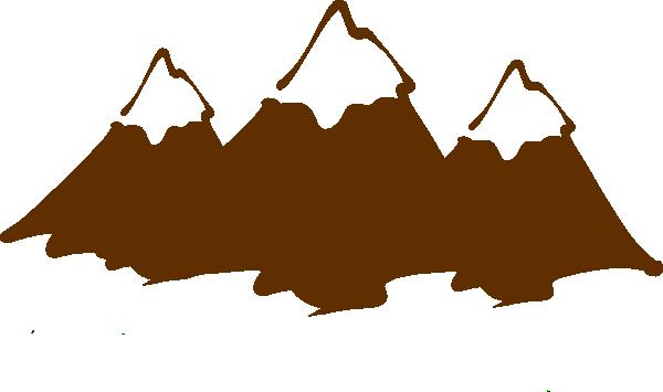Mountain clipart #14
