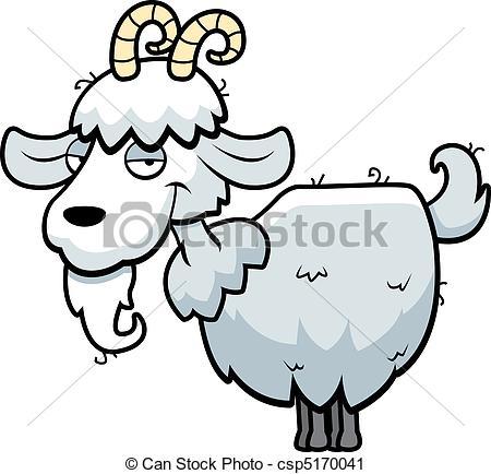 Mountain clipart happy Mountain csp5170041 goat Mountain Goat