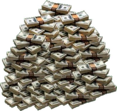 Money clipart mountain #3
