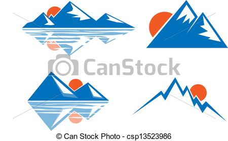Mountain clipart mountain sun Mountains clipart Download #14 clipart