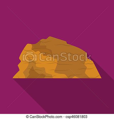 Mountain clipart wild west In wild Sandy Mountains Illustration