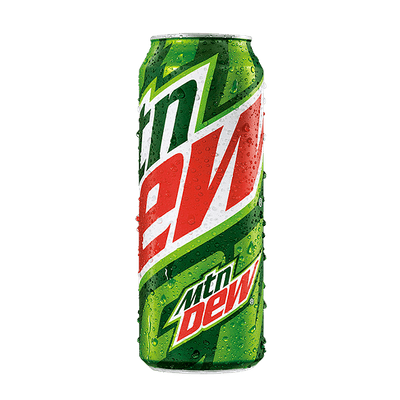 Mountain Dew clipart PNG Mountain StickPNG Can Large