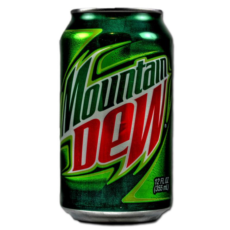 Mountain Dew clipart Mountain clipart can (49+) mountain