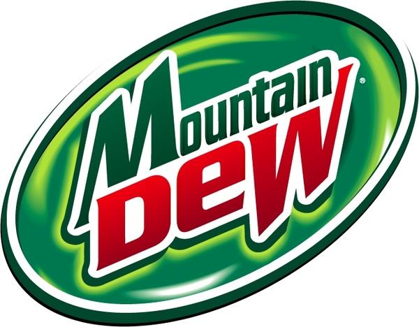 Mountain Dew clipart 631 vector mountain download vector
