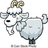 Mountain Goat clipart baby goat #10