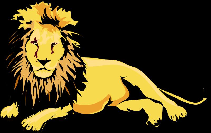 Rat clipart lion #11