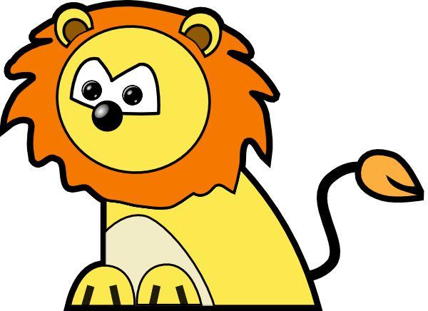 Mountain Lion clipart Lion Clip Download Art Free
