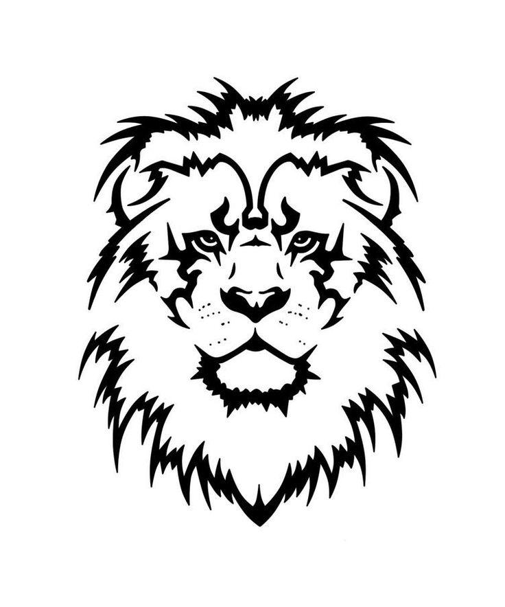 Mountain Lion clipart tribal #13