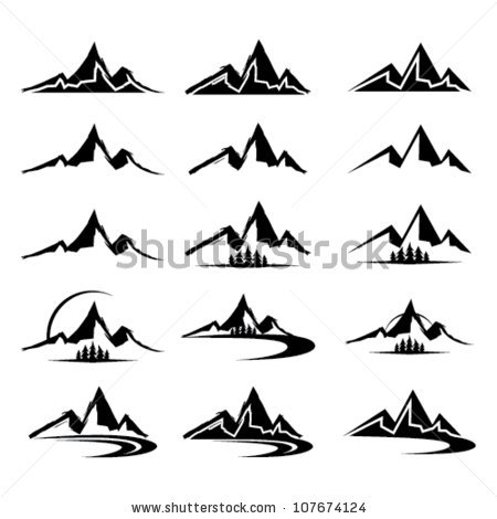 Mountain Ridge clipart Drawings clipart clipart Mountain Ridge