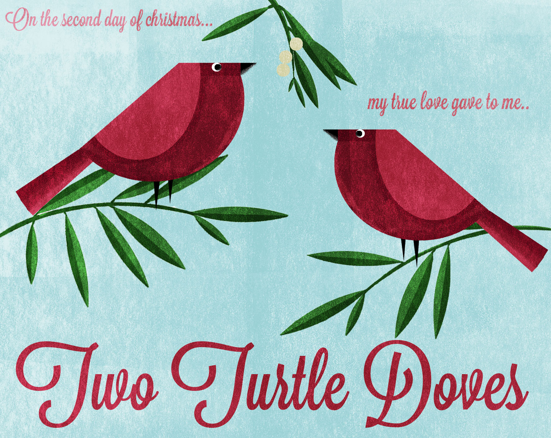 Mourning Dove clipart leave #7