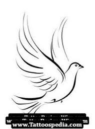Mourning Dove clipart line drawing Peace Peace Magnets mourning dove