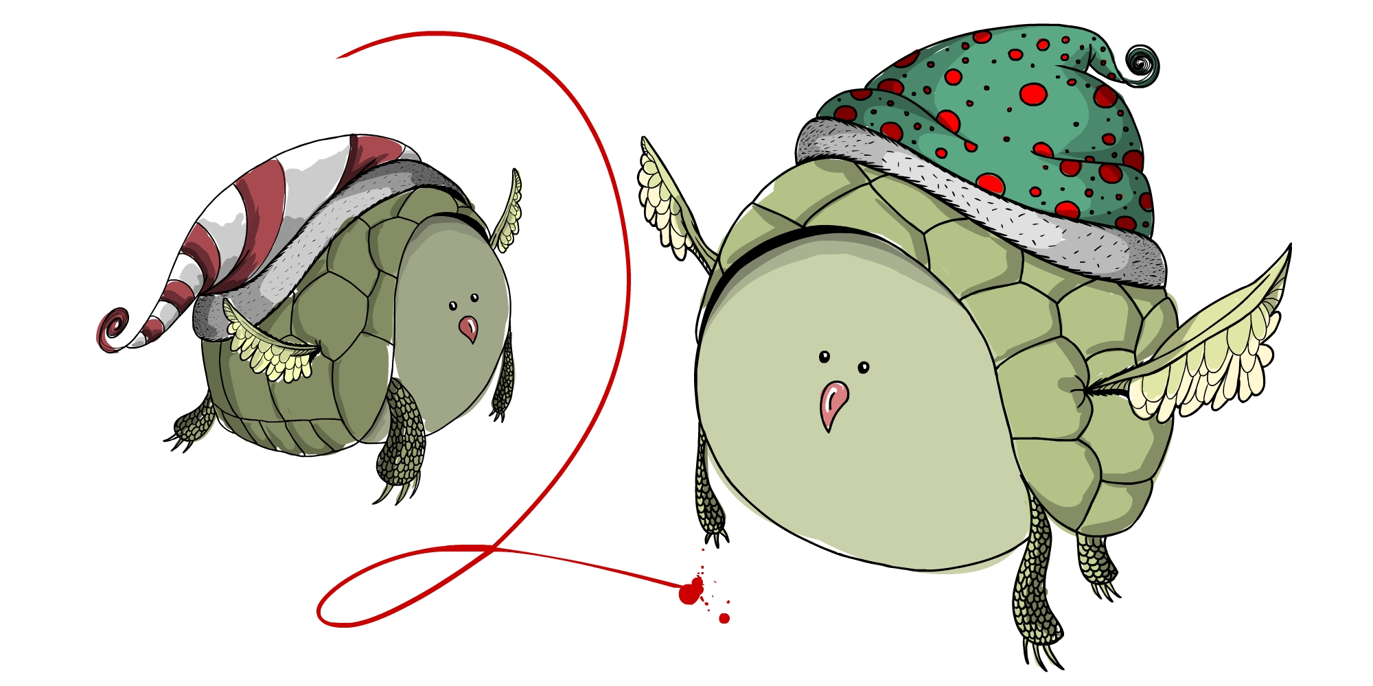 Turtle Dove clipart cartoon #11