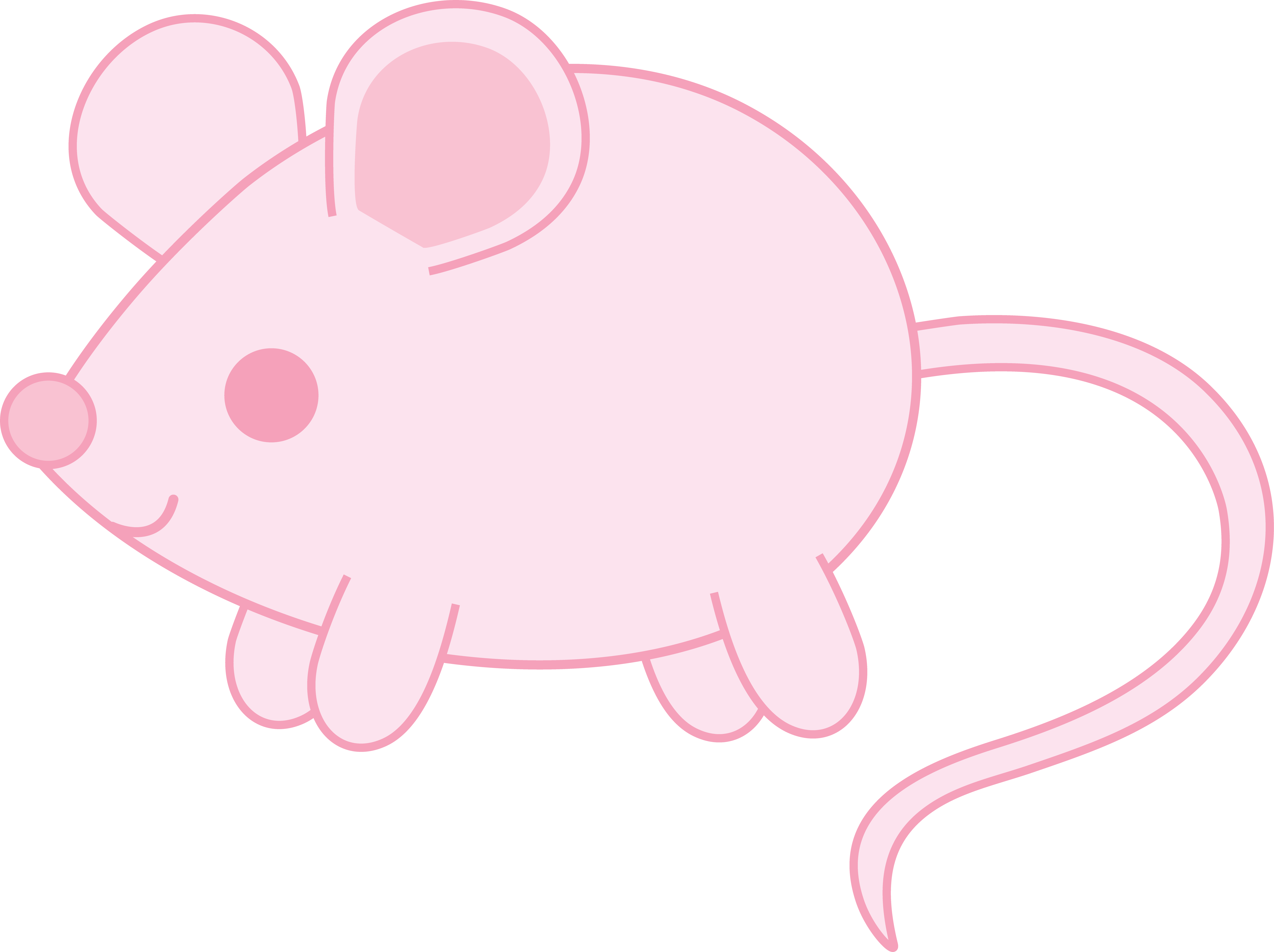Rat clipart baby mouse #3
