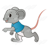 Mouse clipart boy Art Clip Boy Mouse—with blue