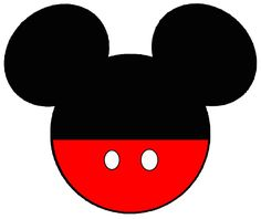 Shadow clipart mickey mouse #13