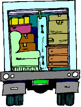 Place clipart moving house It 284x376 Resolution Move