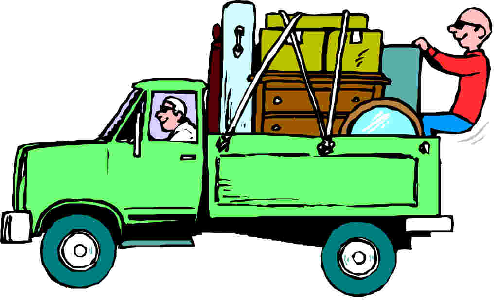 Place clipart moving house Art art clip Clip Moving
