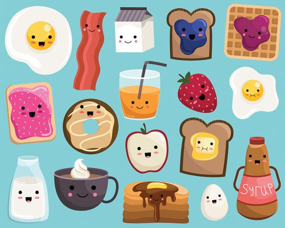 Breakfast clipart baby food Alimentos Pinterest dibujado y Best