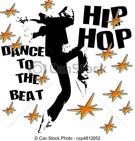Danse clipart hip hop Hop clipart Art dancing Clipart