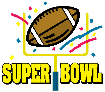 Football clipart superbowl Super Panda Bowl watchdog%20clipart Clipart