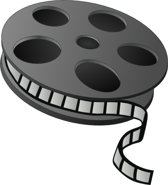 Movie clipart Free Movie images free clipart
