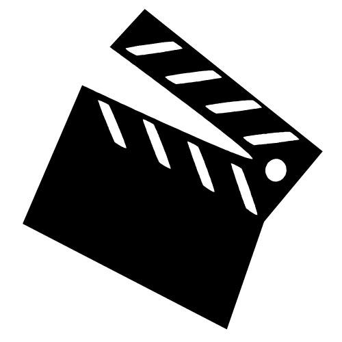 Movie clipart Movie Art Clipartix and Movie