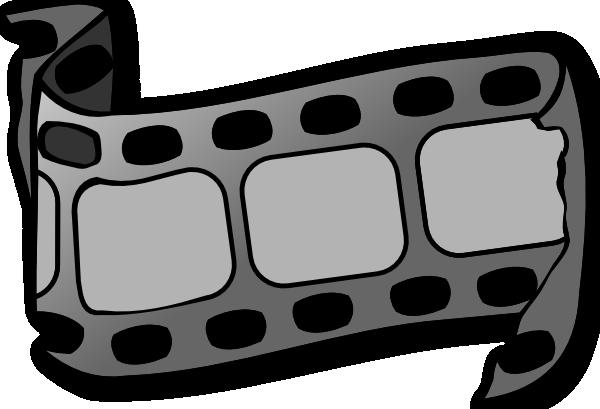Movie clipart cartoon  Clipart Movie Art Animated