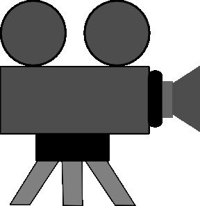 Movie clipart cartoon Clip Clker Movie com art