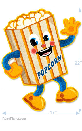 Popcorn clipart concession stand Photes theaters Snack Metal Theater