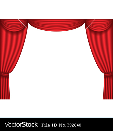Theatre clipart frame Clipart cliparts Frame Curtains Curtain