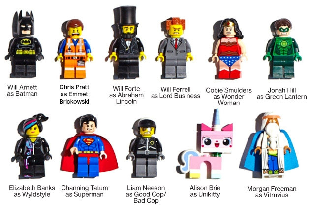 Movie clipart elegant Character lego  the Movie