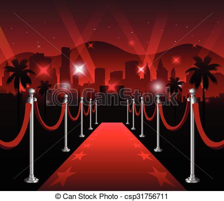 Background clipart hollywood #8