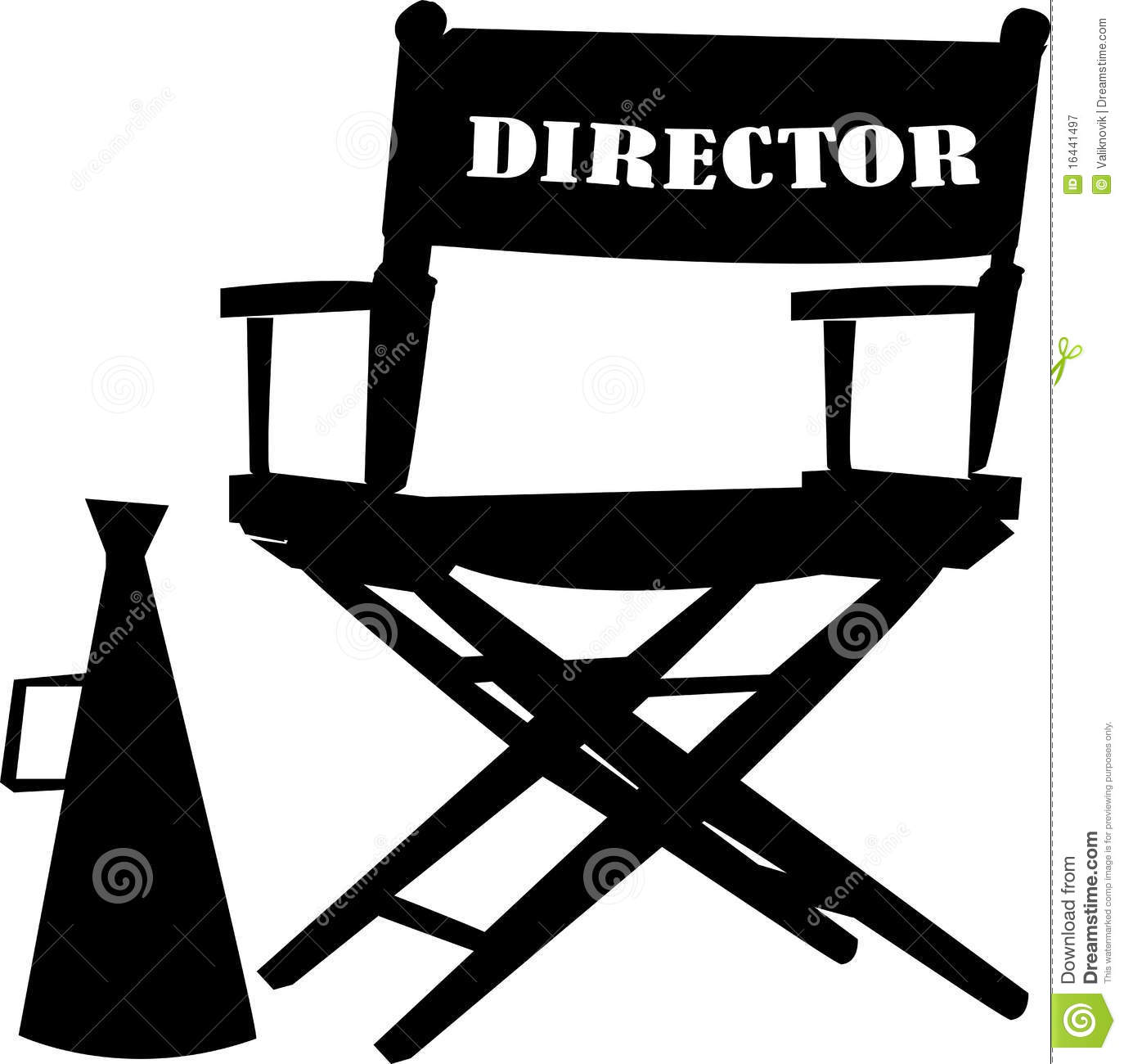 Movie clipart elegant Due Bill Power Chair Directors