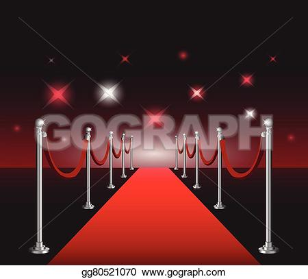 Movie clipart elegant Movie in event with Vector