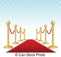 Movie clipart elegant Movie Red Clip Vector carpet