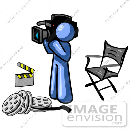 Movie clipart film director Images Movie Clipart Clipart Clipart