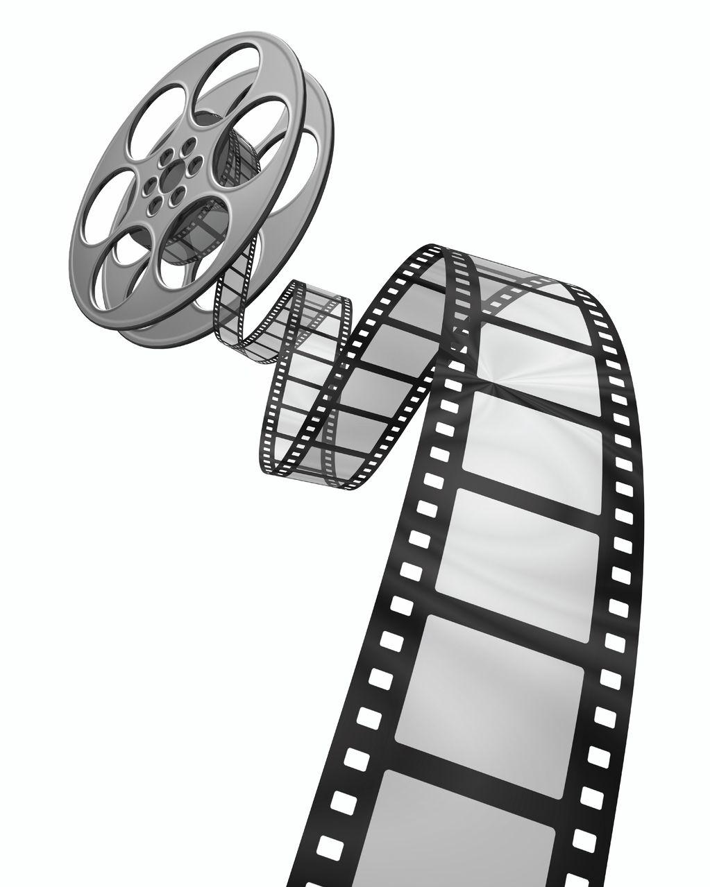 Photography clipart film reel Film reel Movie art movie