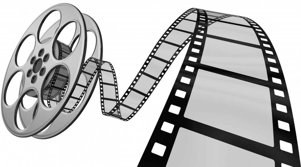 Actor clipart watch video Images Movie Movie reel clipartfest