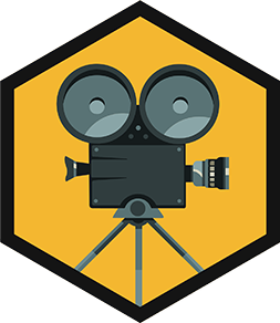 Movie clipart filmmaking DIY  Filmmaker
