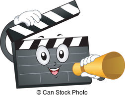 Movie clipart filmmaking Mascot Film 901 making