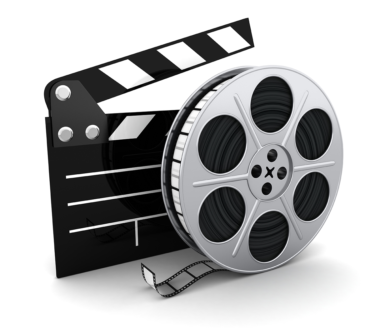 Movie clipart filmmaking STEPS Checks…Can Movie Bank OF