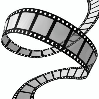 Movie clipart flim Reel images Movie about film