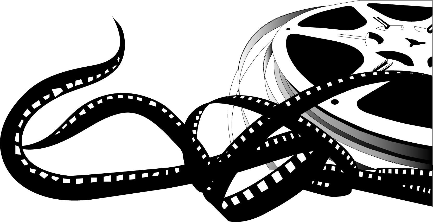 Movie clipart flim Film art Movie of Film