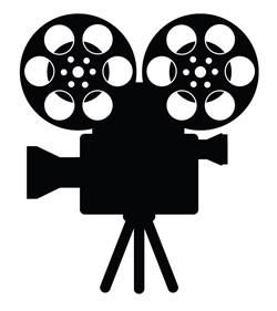 Lights clipart cinema Movie Clipart Panda Images Lights