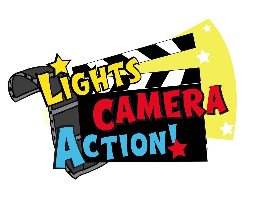 Lights clipart camera light LIGHTS CAMERA 16  JULY