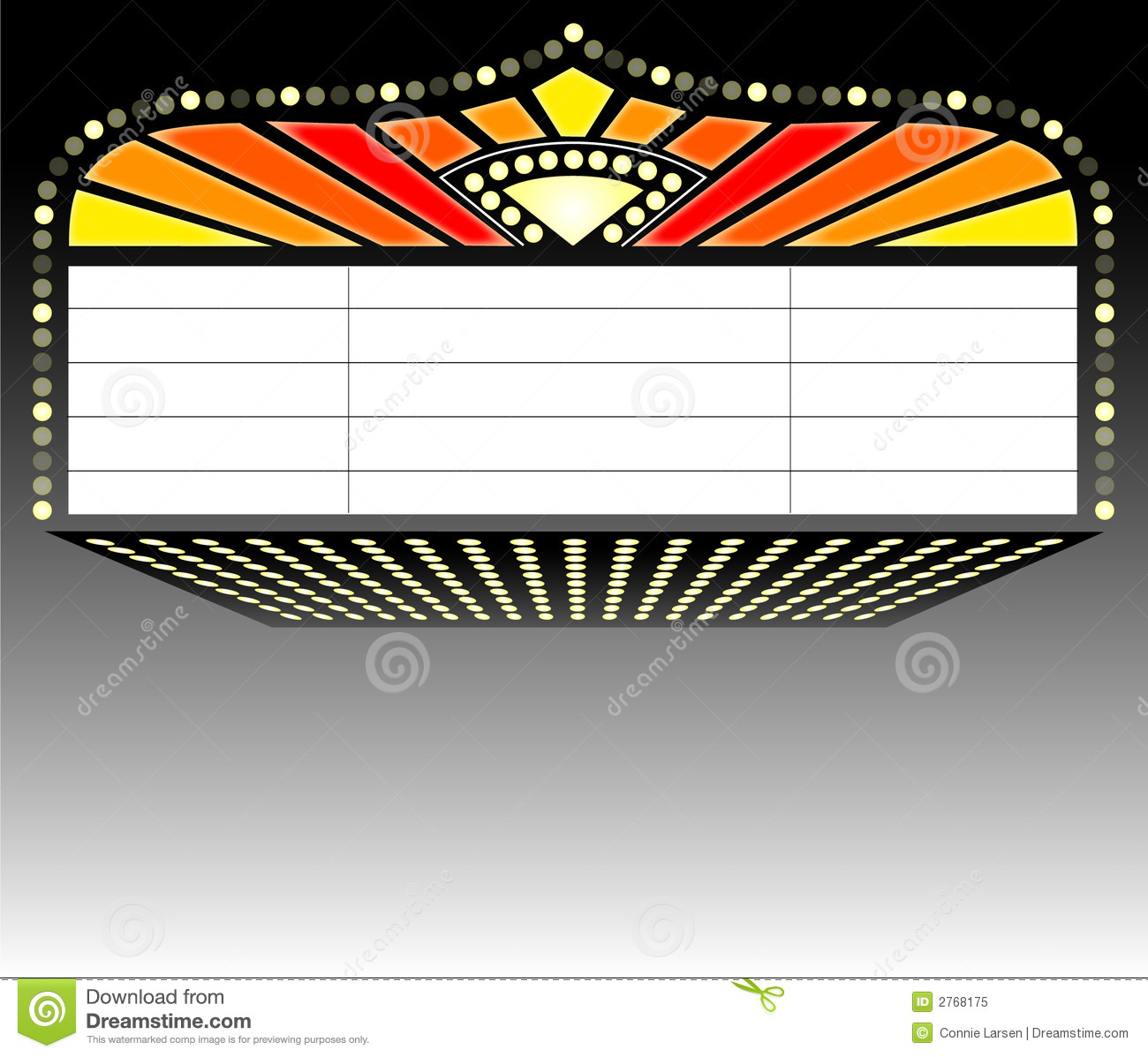 Neon Sign clipart broadway theatre Sign Movie marquee Clipart clipart