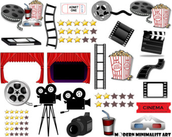Movie clipart media WinchesterLambourne night clipart clipart by