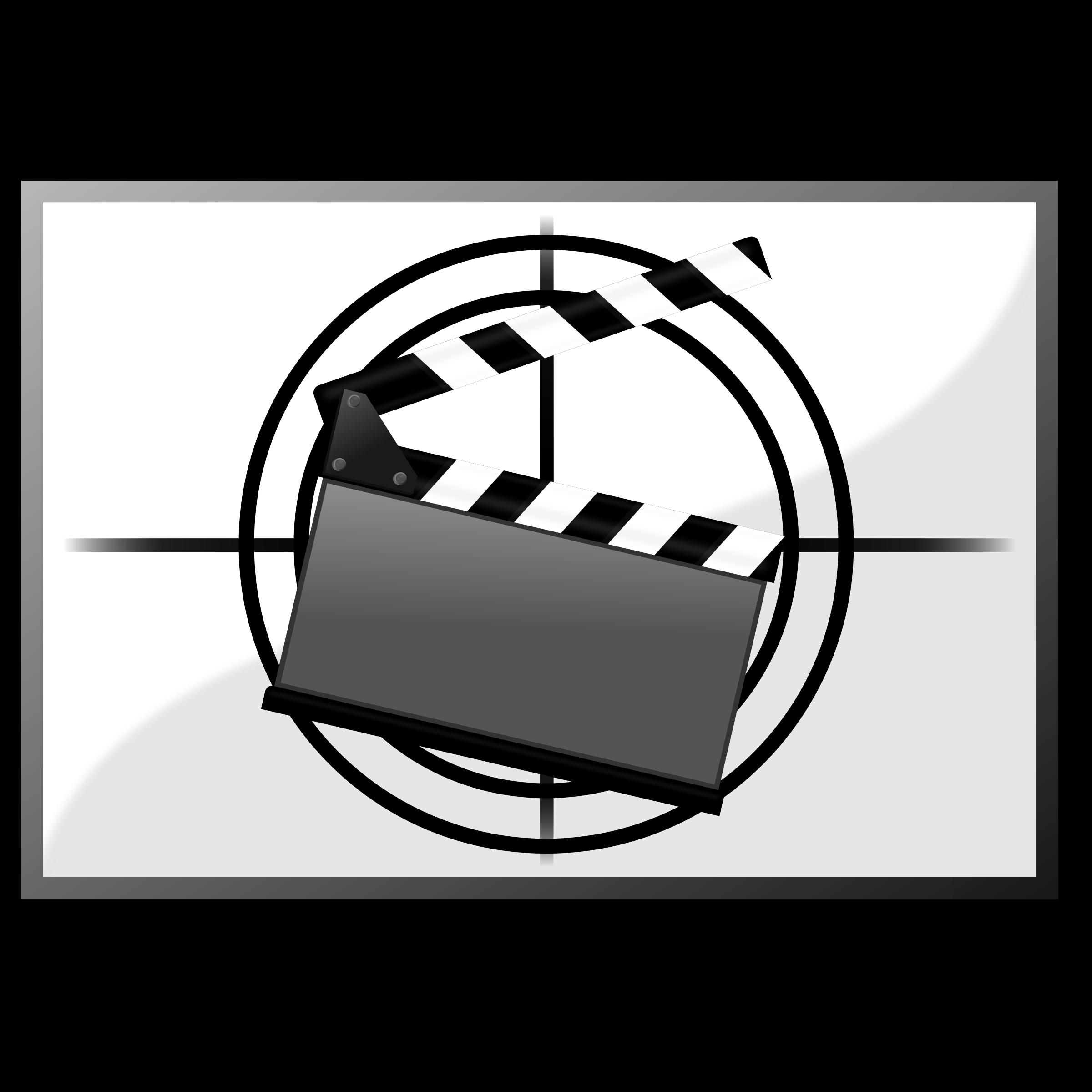 Movie clipart media Clip of Free Film Film
